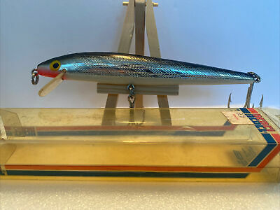 $ CDN22.58 • Buy Vintage Rebel Original Floater 7 In. Jerkbait New With Box Fishing Lure