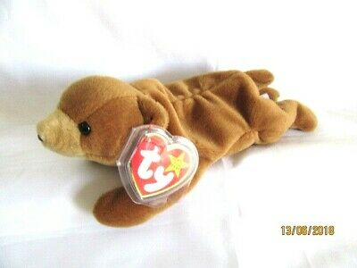 £9.99 • Buy  Ty Beanie Baby Cubbie - Brown Bear - Mint - Retired With Tags