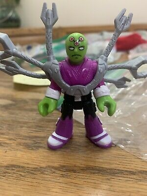 Imaginext Series 10 Green Space Man Fisher Price Figure Collection 132 • 2.12£