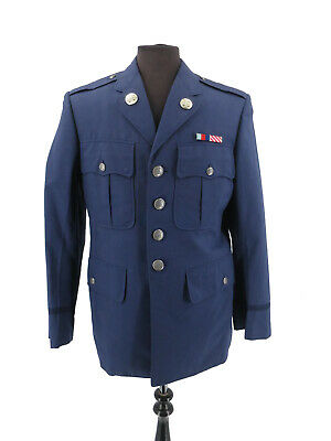 £39.99 • Buy US Air Force Blue Tropical Officers Tunic Uniform Jacket Chest 40  USAF