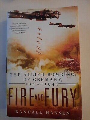 AU5.12 • Buy Fire And Fury : The Allied Bombing Of Germany, 1942-1945 Randall Hansen