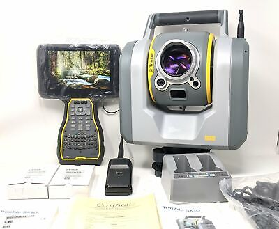 $ CDN48367.99 • Buy Trimble SX10 Scanning Total Station With TSC7 Fully Loaded Options & Warranty