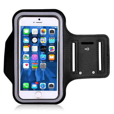 AU7.09 • Buy Outdoor Exercise Arm Band Phone Holder Bag For Sony Xperia 5 II XA1 XZ2 L3 C4 ZR