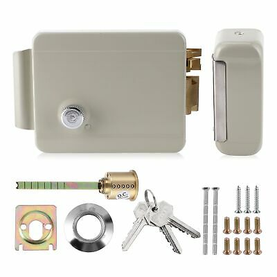 £26.86 • Buy 2-Wire Electric Magnetic Door Strike Lock Home Security System Access Control