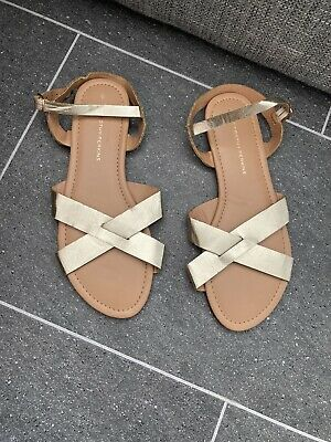 Brand New Dorothy Perkins Gladiator Sandals Flat Shoes Size 6 (39) • 0.99£