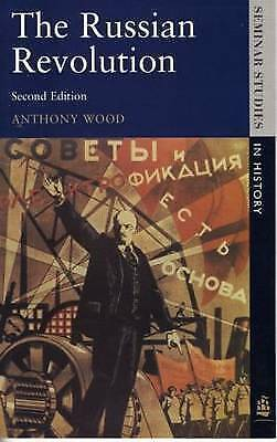 The Russian Revolution By Anthony Wood (Paperback, 1986) • 1.50£