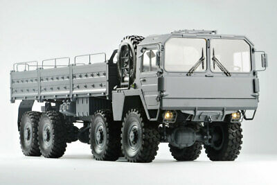 Cross RC MC-8C 1:12 8x4 Military Truck Kit Super Scale Version • 681.02£