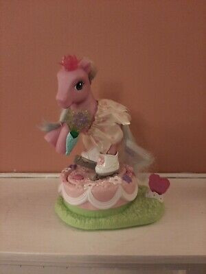 £7 • Buy My Little Pony G3 Spinning  Loop-de-la With Tutu And Flower Bouquet