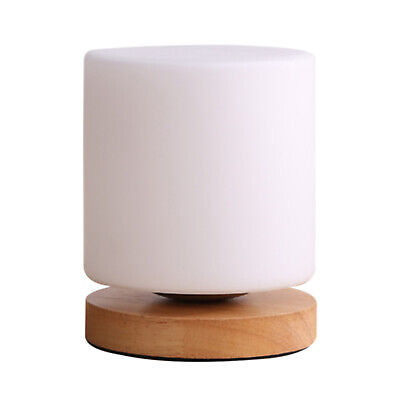 #QZO LED Table Light, USB Powered Nordic Bedside Night Lamp, For Living Bedroom • 16.03£