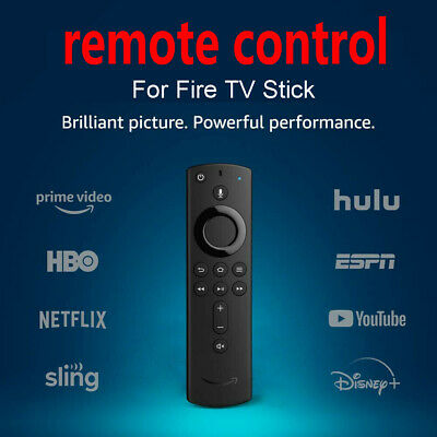 Official Amazon Fire Stick Voice Remote Control With Alexa Replacement L5b83h • 18.89£