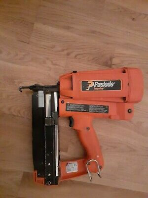 Paslode Impulse IM 350x Nail Gun And IM65 In Case 1charger And 3 Batteries • 165£
