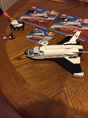 Lego City Mars Research Space Shuttle (60226) - Complete • 12£