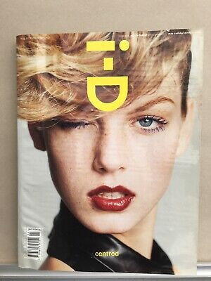 Id Magazine The Self Issue October 2000 Angela Lindvall Vivian Westwood • 4£