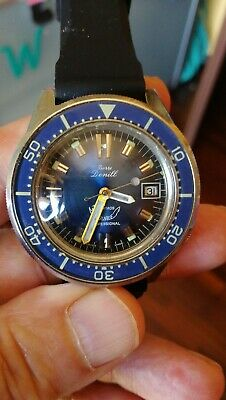 $ CDN2220.89 • Buy Squale Master 1000m Anni '70 Automatic Vintage