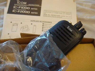 Icom IC-F2000 Commercial Radios With IP67 Waterproof Casing • 230£