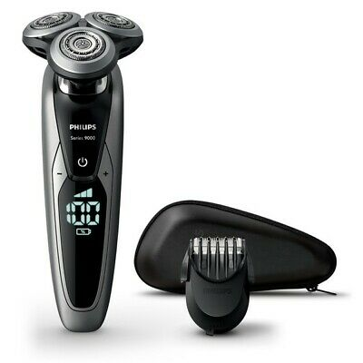 AU250 • Buy Philips S9711/41 Wet & Dry Series 9000 NEW Electric Shaver V-Track Pro RRP $499