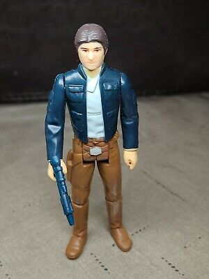 $ CDN10.73 • Buy Vintage Star Wars - Bespin Han Solo Complete With Authentic Blaster 1980 Kenner