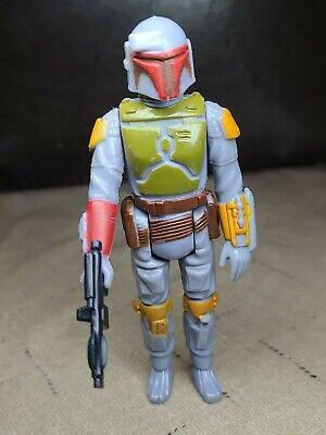 $ CDN37.87 • Buy Vintage Star Wars - Boba Fett Bounty Hunter Complete With Authentic Weapon 1979