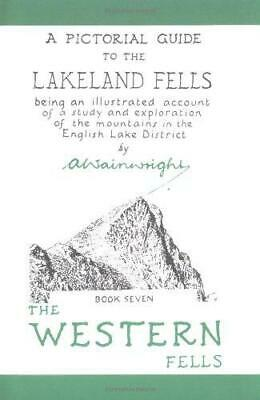 A Pictorial Guide To The Lakeland Fells: Western Fells Bk. 7: Being An Illustrat • 13.35£