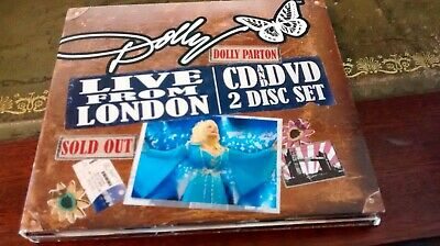 £3.99 • Buy Dolly Parton  CD & DVD - Live From London