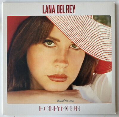Lana Del Rey Honeymoon Vinyl Red Extremely Rare Limited Edition • 76£