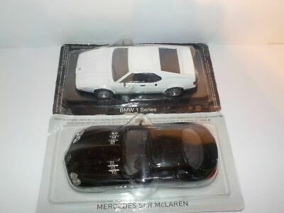 $ CDN19.02 • Buy BMW M1 - White + Lotus Esprit V8 - Red, 1/43, Scale, New And Sealed.