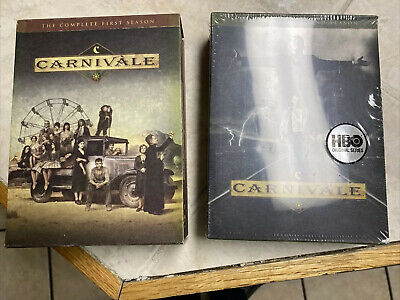 Carnivale - The Complete Seasons 1-2 (DVD, 2006) • 17.89£