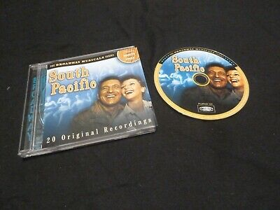 £2 • Buy Cd :- Broadway Musicals: South Pacific