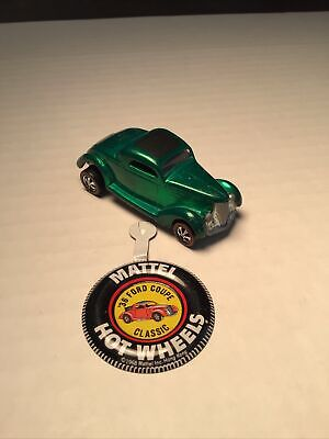 $ CDN63.12 • Buy Hot Wheels Redlines! 36 Ford Coupe! Green