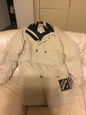 $325 • Buy LL BEAN Men's Maine Warden's 3-in-1 Parka With Gore-Tex Large - Tall -New W/tags