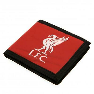 Liverpool FC Canvas Wallet Official Merchandise • 7.99£