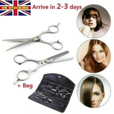 """£7.88 • Buy 6""""professional Hair Cutting & Thinning Scissors Shears Hairdressing"""