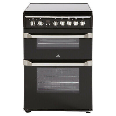 £359.99 • Buy Indesit Freestanding ID60C2K 60cm Electric Cooker A Rated - Black