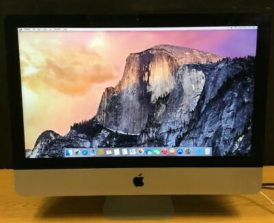 Apple IMac Core I5 2.9GHz 21.5 Inch Late 2013 1TB HDD 8GB RAM A1418 - Very Good • 275£