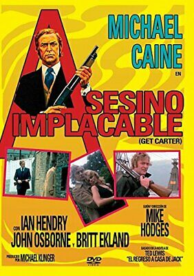 Asesino Implacable - Get Carter (NUEVO) • 8.53£