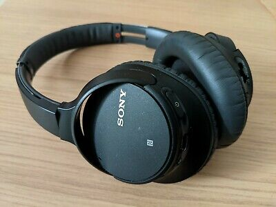 Sony WH-CH700N Over The Ear Bluetooth Headphones - Black • 59.99£