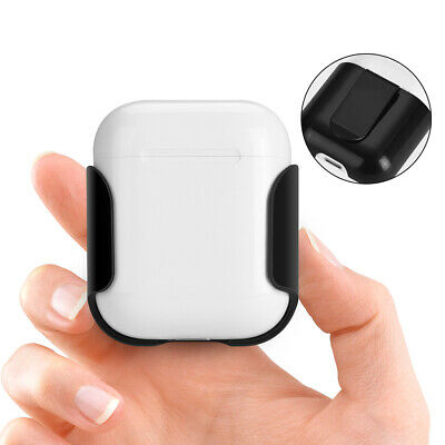 $ CDN0.08 • Buy Hard Belt Clip Holste Portable Cover Case Protect For Apple Airpods Accessories