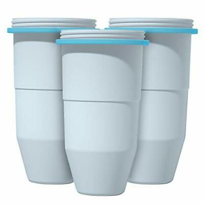 Maxblue MB-PF-08A Replacement Filters For Water Filter Jug MB-PT-08B, Zero 0 • 41.99£