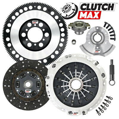 $319.87 • Buy STAGE 2 CLUTCH KIT+PROLITE FLYWHEEL+COUNTER WEIGHT For FD MAZDA RX-7 R2 TOURING