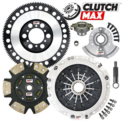 $329.87 • Buy STAGE 3 CLUTCH KIT+PROLITE FLYWHEEL+COUNTER WEIGHT For FD MAZDA RX-7 R2 TOURING