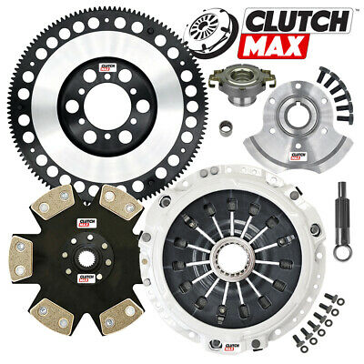 $335.87 • Buy STAGE 4 CLUTCH KIT+PROLITE FLYWHEEL+COUNTER WEIGHT For FD MAZDA RX-7 R2 TOURING
