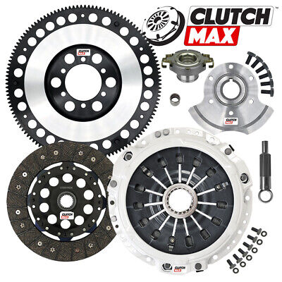 $319.87 • Buy STAGE 2R HDR CLUTCH KIT+PROLITE FLYWHEEL+COUNTER WEIGHT For MAZDA RX7 R2 TOURING