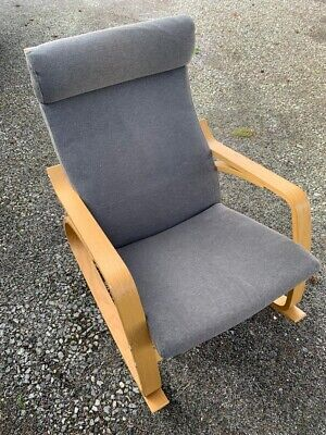 IKEA POANG Rocking Chair • 70£