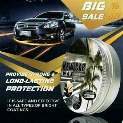 $2.29 • Buy Nano Ceramic Car Coating Wax Pro Grade 9H Paint Sealant Car Polish Wax Gloss 20G