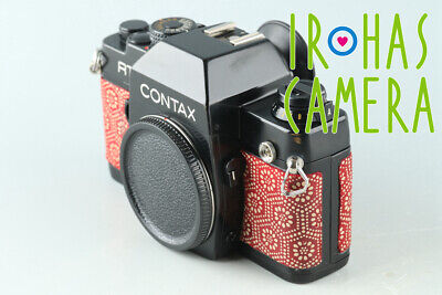 $ CDN406.54 • Buy Contax RTS II Quartz 35mm SLR Film Camera #32375 D3