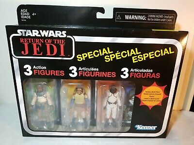 $ CDN39.13 • Buy Star Wars E6 Vintage Collection Tatooine Skiff Guards Action Figures  CASE FRESH