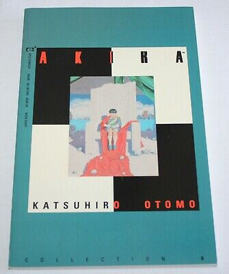 $ CDN31.57 • Buy Akira Book 8 TPB By Katsuhiro Otomo - Full Color - Marvel/Epic Comics 1993 #77