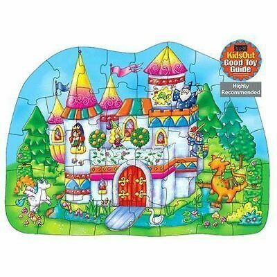 £9.99 • Buy Orchard Toys Magical Castle Jigsaw Puzzle