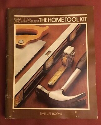 AU3.90 • Buy Vintage 1976 Time Life Books THE HOME TOOL KIT  Home Repair And Improvement