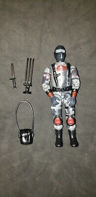 $ CDN62.77 • Buy Gi Joe Cobra Black Major Sightline Invasor Mortal Snakeeyes Custom...
